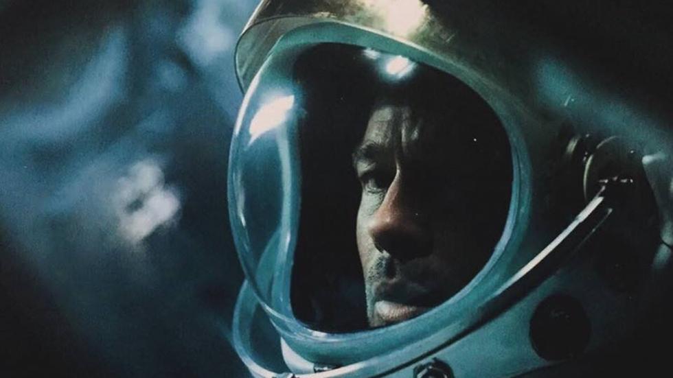 Walt Disney schrapt sci-fi thriller 'Ad Astra' met Brad Pitt 3 weken voor verschijning!