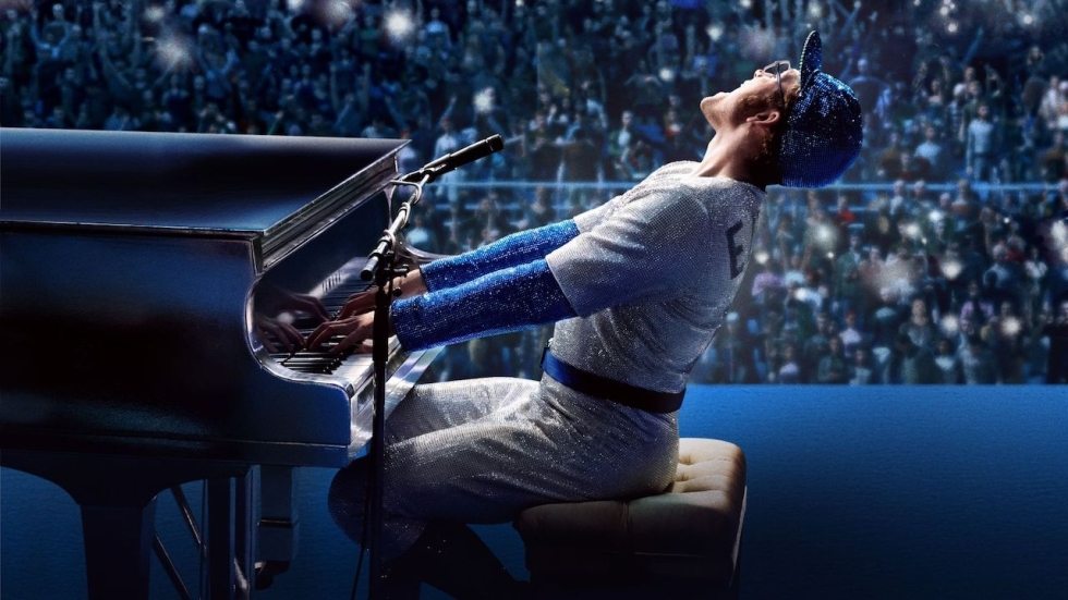 Taron Egerton (Kingsman) zingt single 'Rocket Man' uit biopic Elton John (de nieuwe 'Bohemian Rhapsody'?)