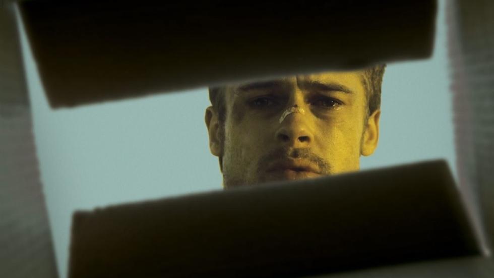 Hilarisch slecht: Einde 'Se7en' als bier-reclame met de broer van Brad Pitt