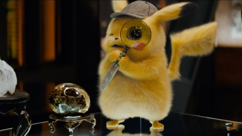 Ryan Reynolds (Deadpool) klonk eerst heel anders in 'Pokémon Detective Pikachu'