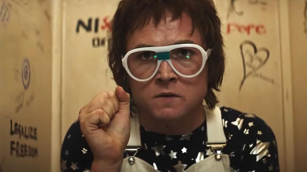 Tom Hardy voldeed niet aan de eisen om Elton John te vertolken in 'Rocketman'