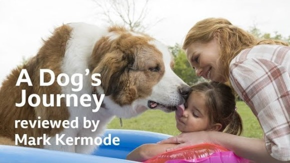 Kremode and Mayo - A dog's journey reviewed by mark kermode