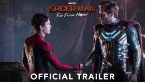 Spider-Man: Far from Home (2019) video/trailer