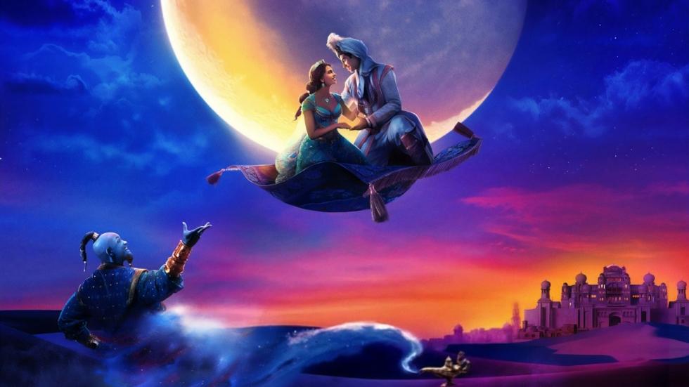 Ontdek een hele nieuwe wereld in betoverende eerste filmclips Disney's 'Aladdin'