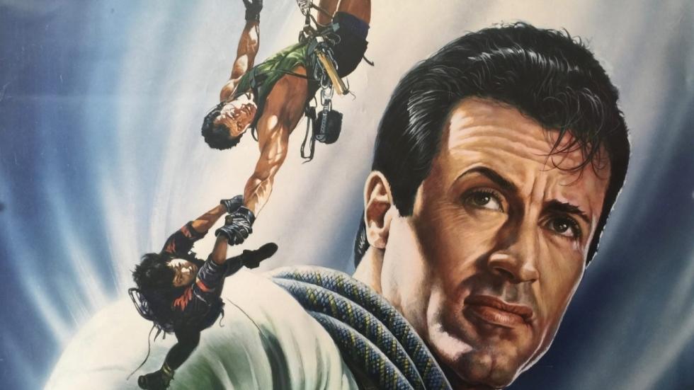 Sylvester Stallone's 'Cliffhanger' krijgt een reboot... met vrouwelijke waaghals!