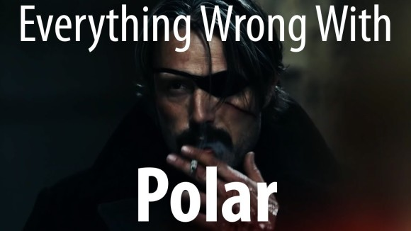 CinemaSins - Everything wrong with polar in 17 minutes or less