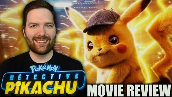 Chris Stuckmann - Pokémon detective pikachu - movie review