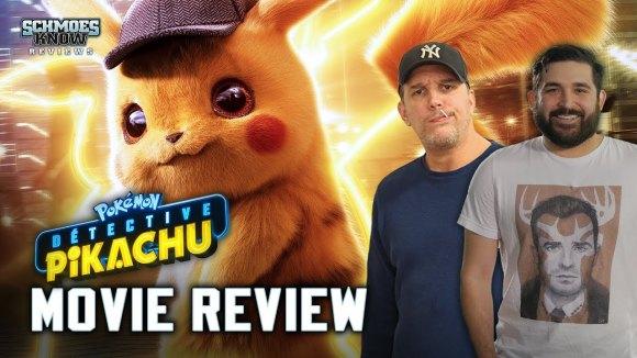 Schmoes Knows - Pokémon detective pikachu movie review