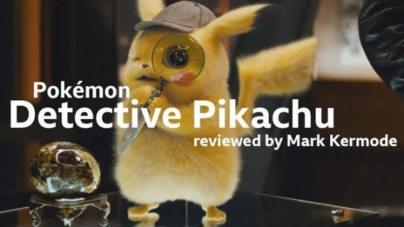 Kremode and Mayo - Pokémon detective pikachu