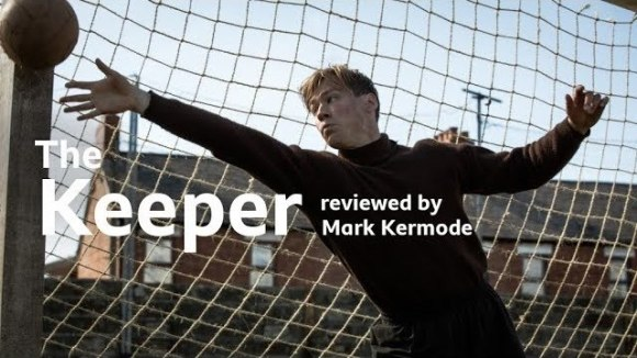 Kremode and Mayo - The keeper reviewed by mark kermode