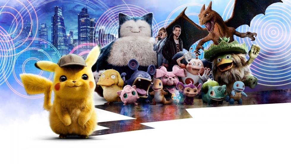 Waarom er maar 54 verschillende Pokémon in 'Detective Pikachu' te zien zijn (inclusief complete lijst!)