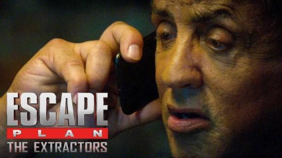 Escape Plan 3: Devil's Station