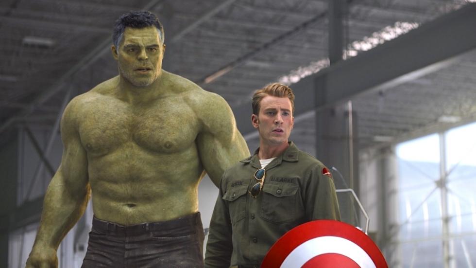 Herleef 'Avengers: Endgame' [deel 1]: Gave foto's Smart Hulk & VFX-beelden Thor