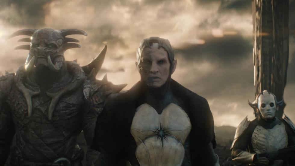 Dark Elves bijna in het leger van Thanos in 'Avengers: Endgame'