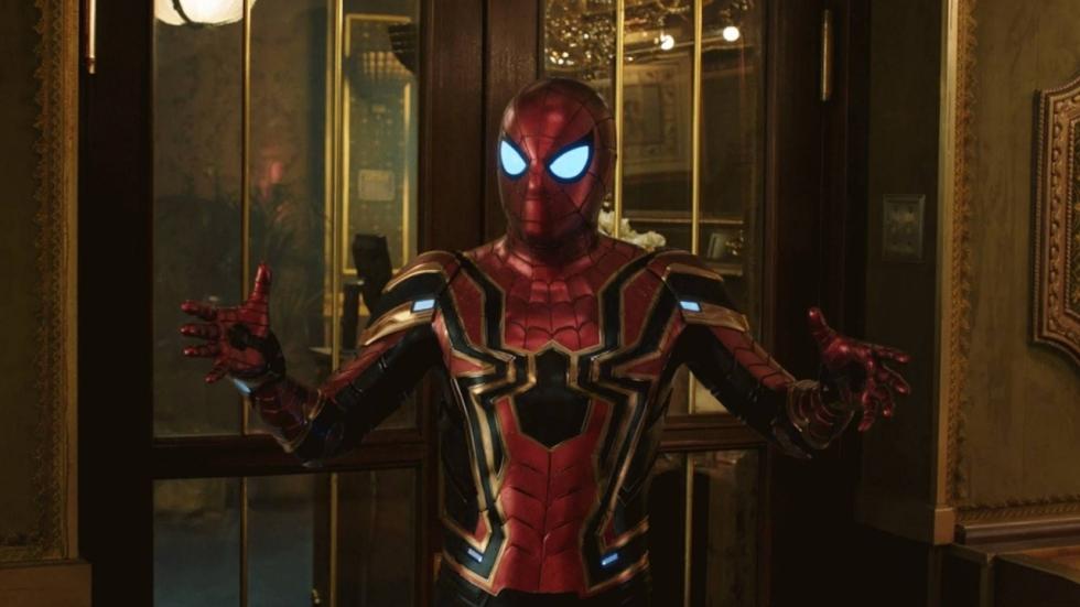 Nieuwe 'Endgame'-spoilende poster 'Spider-Man: Far From Home' geeft geen waarschuwing