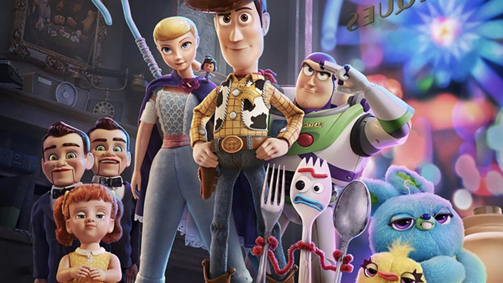 Pixar gooit strategie drastisch om na 'Toy Story 4'