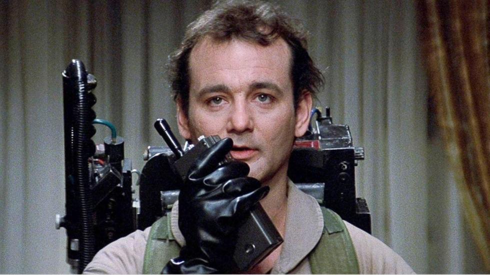 Bill Murray ziet het nu wél zitten om 'Ghostbusters 3' te maken