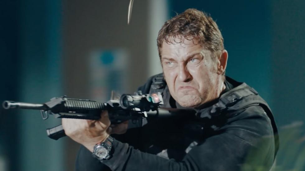 Trailer 'Angel Has Fallen': Gerard Butler terug in actie als Mike Banning!
