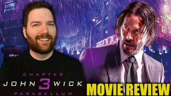 Chris Stuckmann - John wick: chapter 3 - parabellum - movie review
