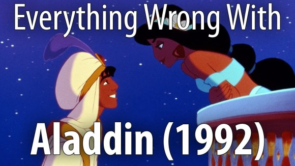 CinemaSins - Everything wrong with aladdin (1992)