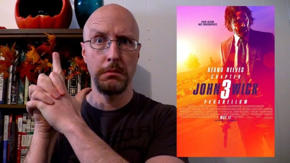 Channel Awesome - John wick: chapter 3 - parabellum - doug reviews