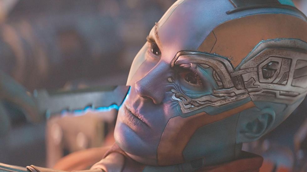 Herleef 'Avengers: Endgame' [deel 3]: Het lot van Thanos & Nebula's marteling
