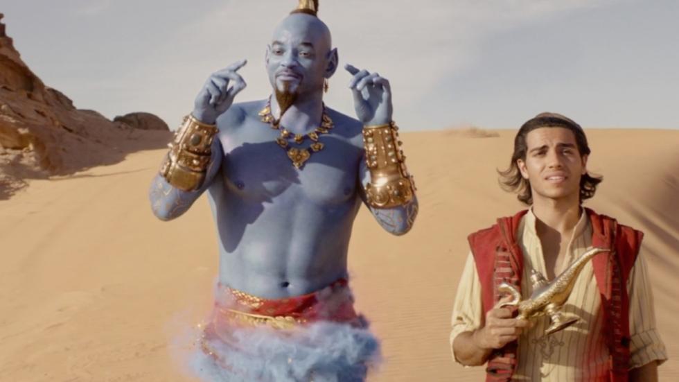 Eerste reacties 'Aladdin': Disney-magie of toch niet?