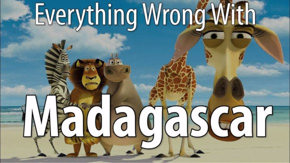 CinemaSins - Everything wrong with madagascar in 12 minutes or less
