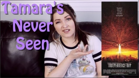 Channel Awesome - Independence day - tamara's never seen