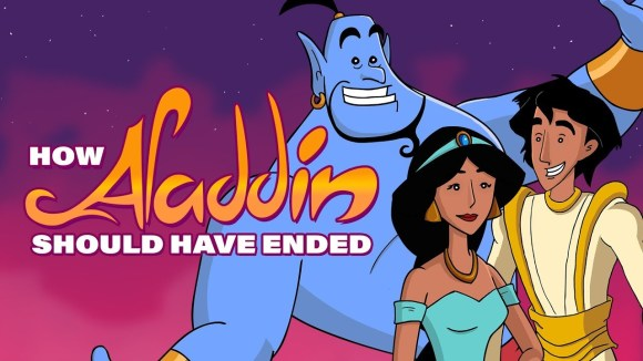 How It Should Have Ended - How aladdin should have ended (1992)