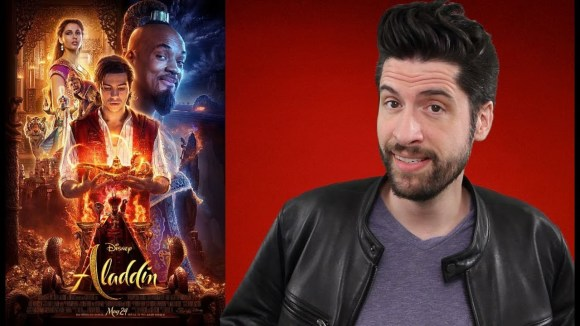 Jeremy Jahns - Aladdin - movie review