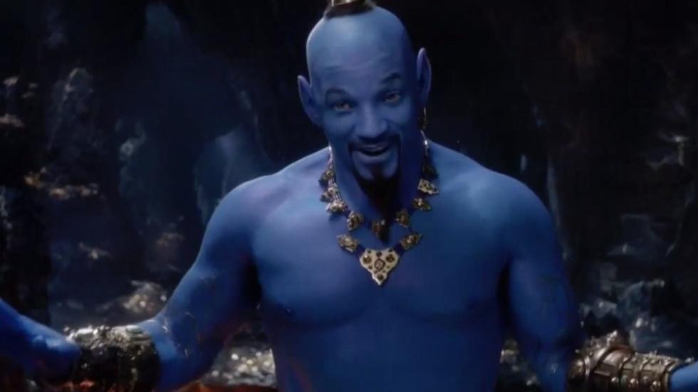 Regisseur Guy Ritchie geheel niet blij met alle kritiek op zijn Genie in 'Aladdin'