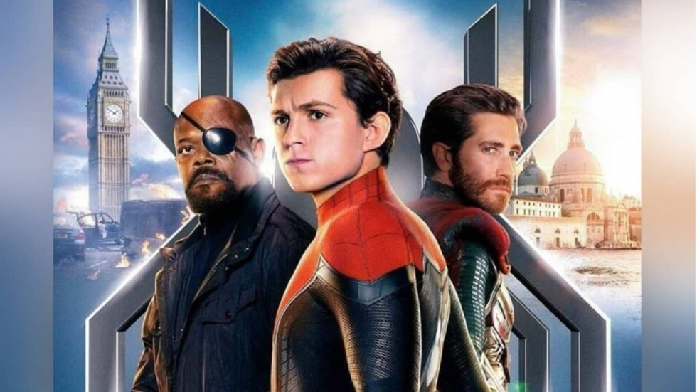 Gave posters voor 'Spider-Man Far From Home'!