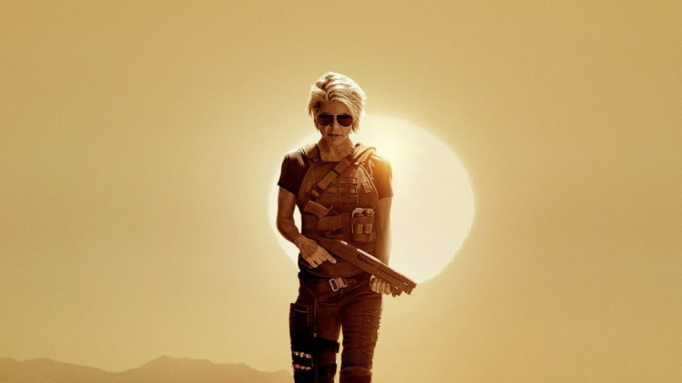 Eerste trailer 'Terminator: Dark Fate'!