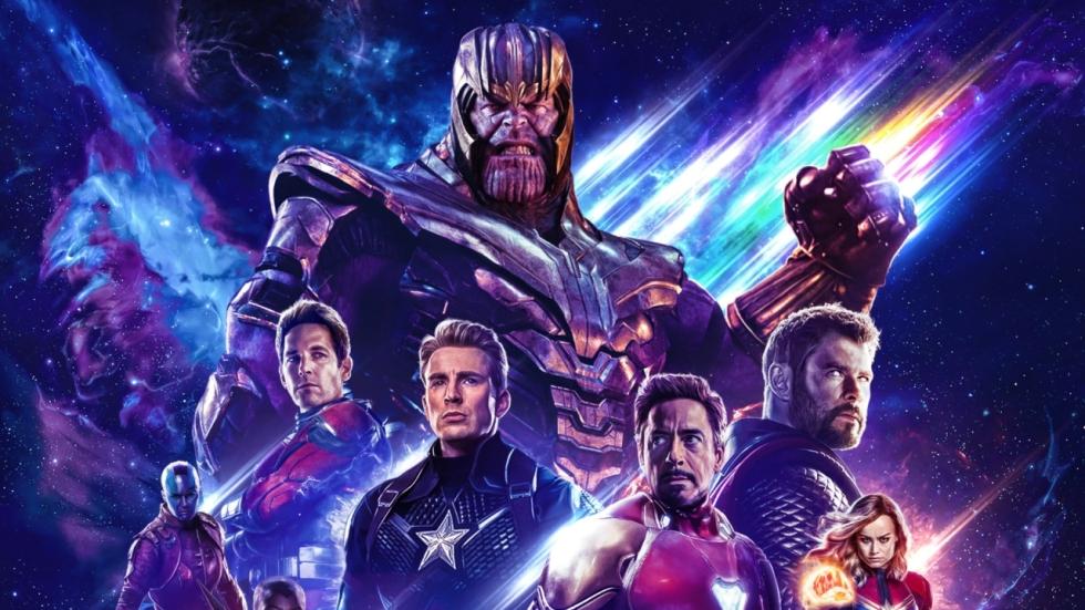 900 uur aan opnames 'Avengers: Endgame' en 'Infinity War'