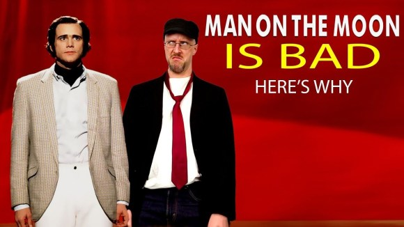 Channel Awesome - Man on the moon is bad, here's why - nostalgia critic