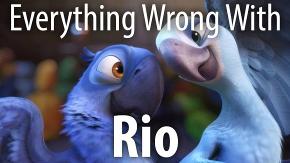 CinemaSins - Everything wrong with rio in 15 minutes or less