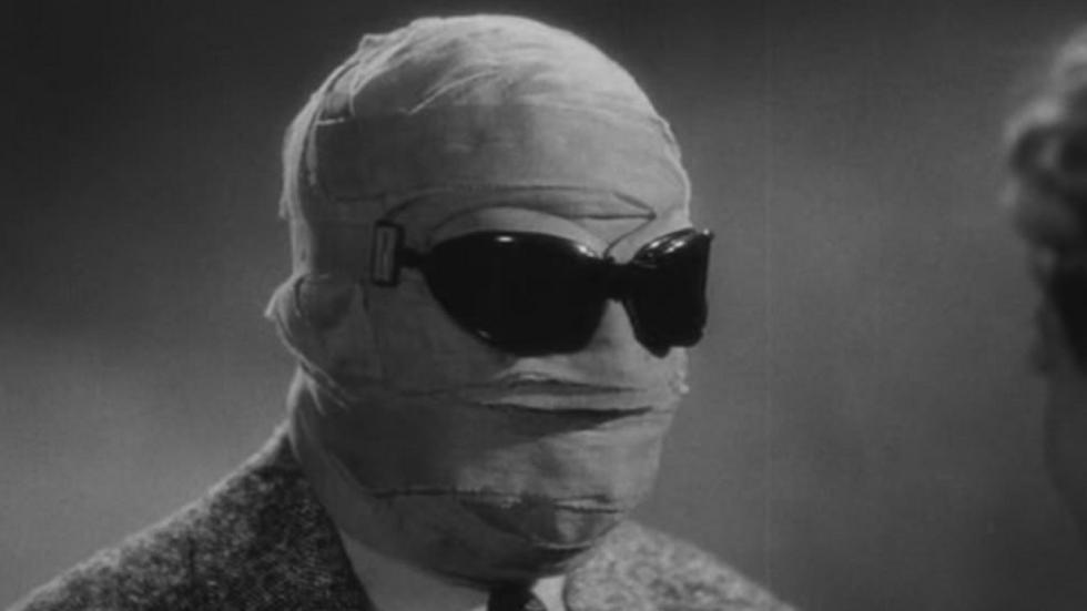 Monsterfilm 'The Invisible Man' in 2020 al te zien!