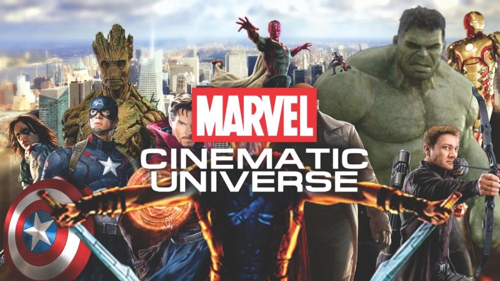 De 15 personages met meeste schermtijd in het 22-delige Marvel Cinematic Universe