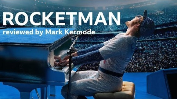 Kremode and Mayo - Rocketman reviewed by mark kermode