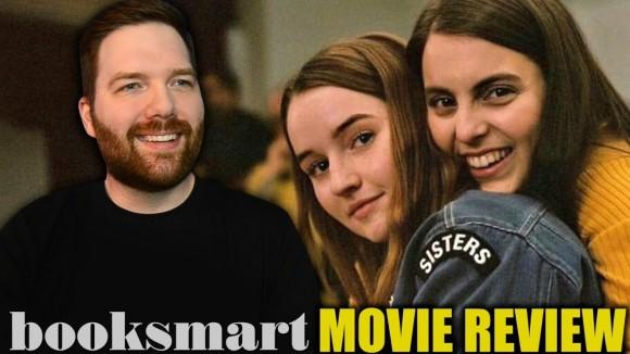 Chris Stuckmann - Booksmart - movie review