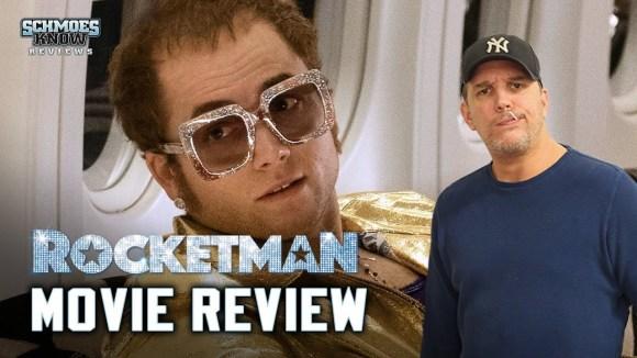 Schmoes Knows - Rocketman movie review