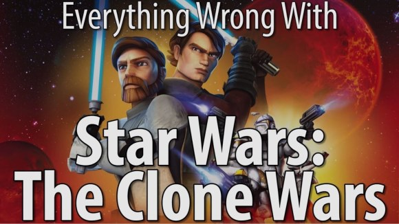 CinemaSins - Everything wrong with star wars: the clone wars