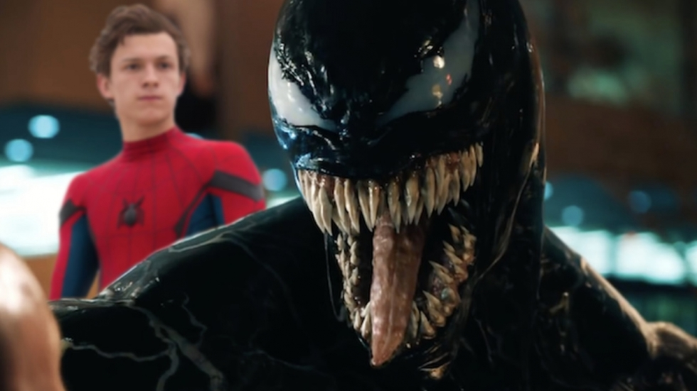 Gerucht: Geen Deadpool, wel Venom in vervolg 'Spider-Man: Far From Home'