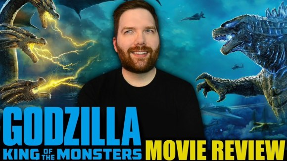 Chris Stuckmann - Godzilla: king of the monsters - movie review