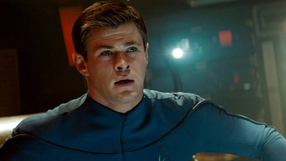 Waarom Chris Hemsworth nieuwe 'Star Trek'-film weigerde