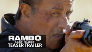 Rambo V: Last Blood (2019) video/trailer