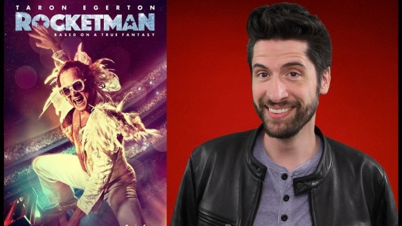 Jeremy Jahns - Rocketman - movie review