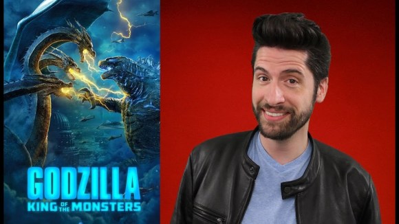 Jeremy Jahns - Godzilla: king of the monsters - movie review