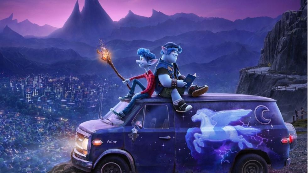 Trailer en poster Pixars 'Onward' met Marvel-duo Pratt en Holland!